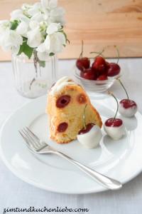 Kirschen Joghurt Guggelhupf-150609-3