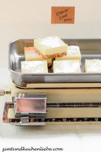 White Chocolate Cheesecake Bites