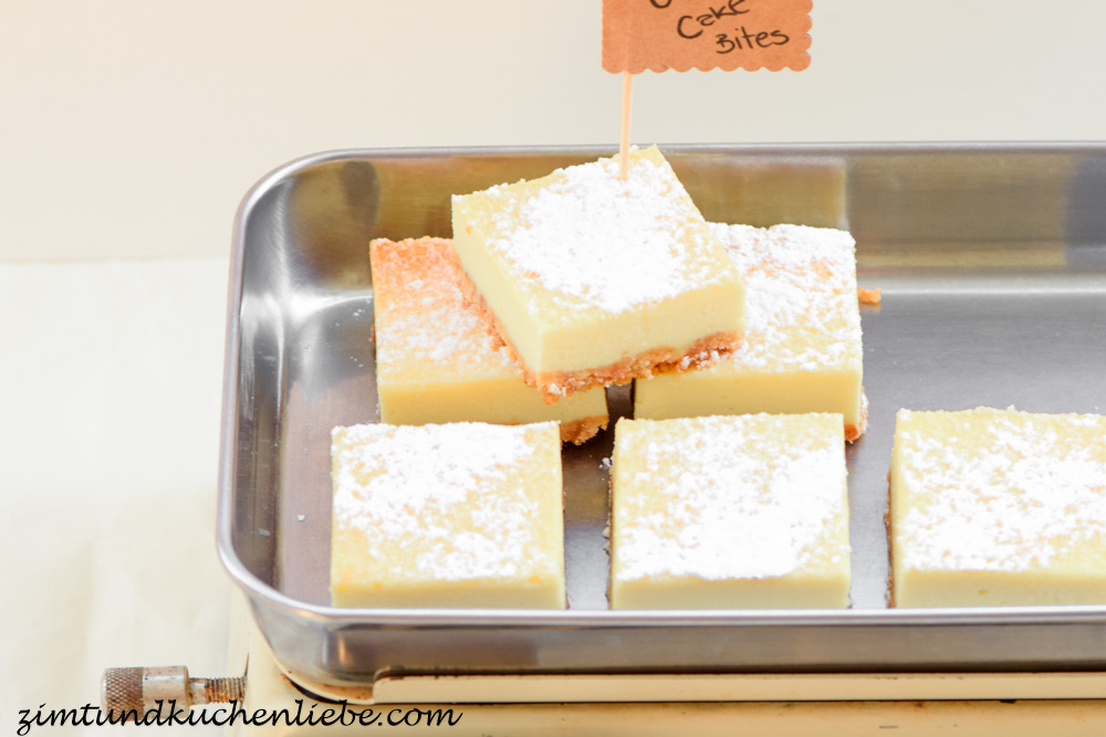 White Chocolate Cheesecake Bites