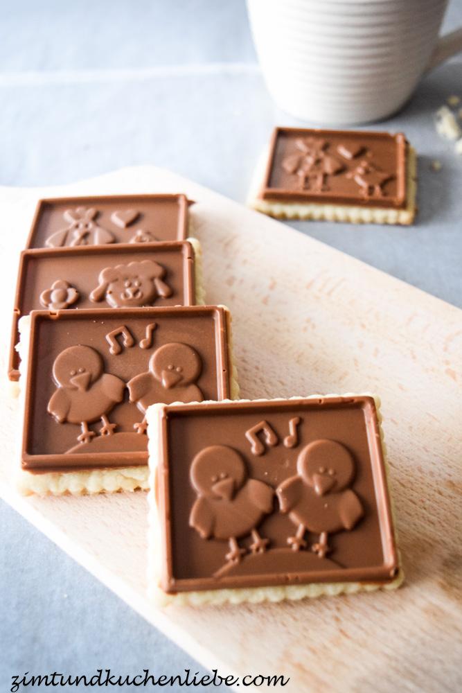 Petit Beurre au Chocolat