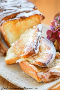 Zimt Pull Apart Bread-