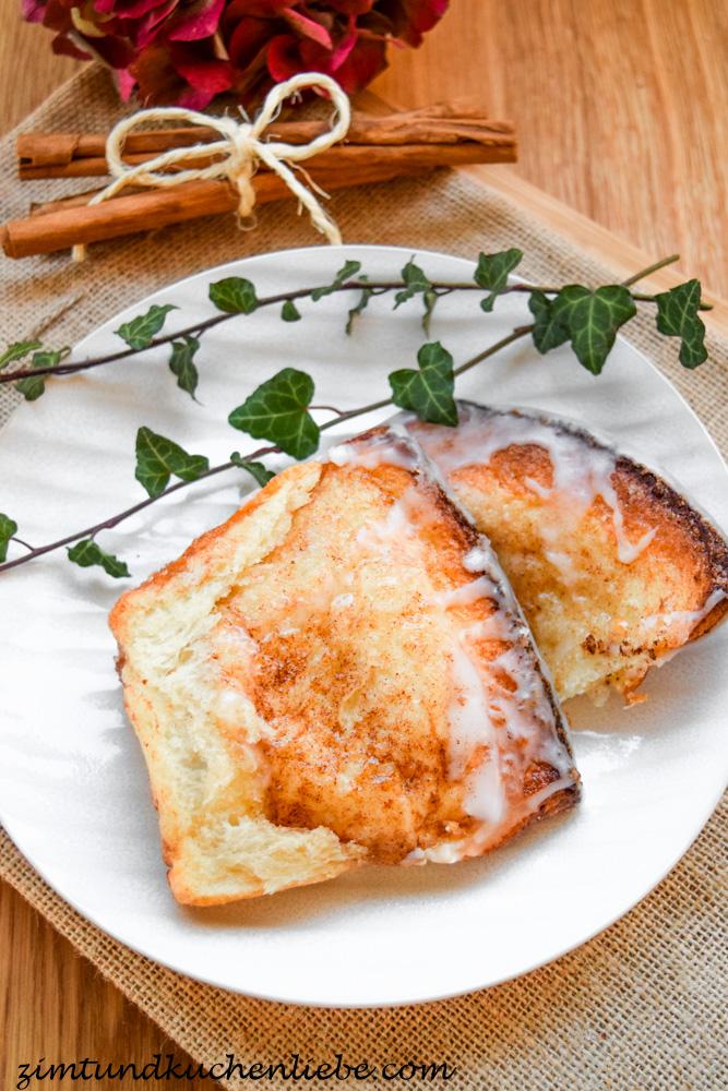 Zimt Pull Apart Bread