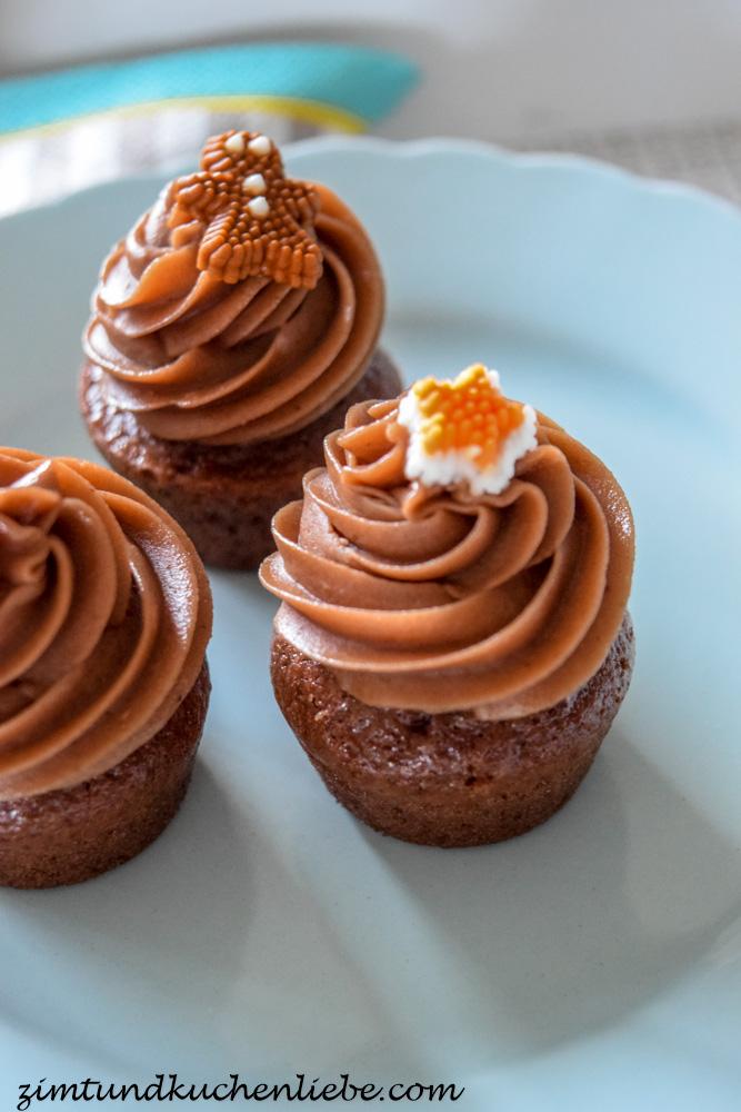 Lebkuchen-Cupcakes