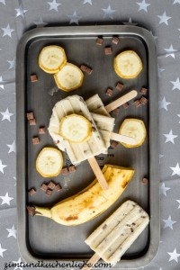Bananeneis #Healthy food