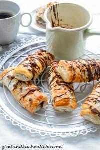 Nuss-Nougat-Creme Croissant
