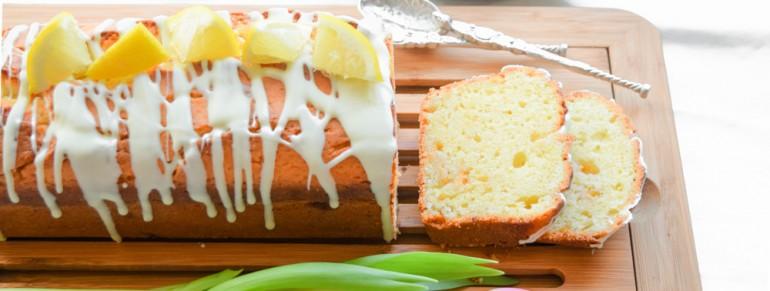schneller zitronenkuchen vom blech