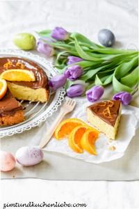 Orangenkuchen #Healthyfood