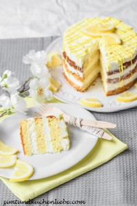 Zitronen-Ingwer Törtchen