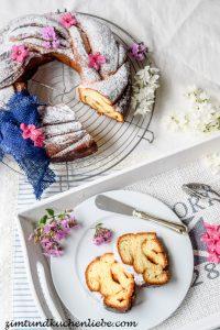 Hefekranz mit Honig&Zimt