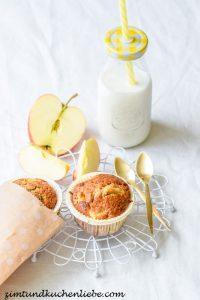 Apfel-Muffins #Healthy Food